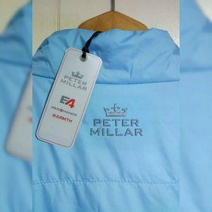 Peter Millar E4 Per4mance Vest Jacket Mens Large